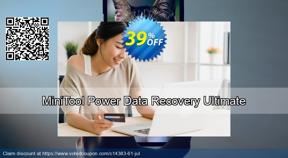 Get 39% OFF MiniTool Power Data Recovery Ultimate Coupon