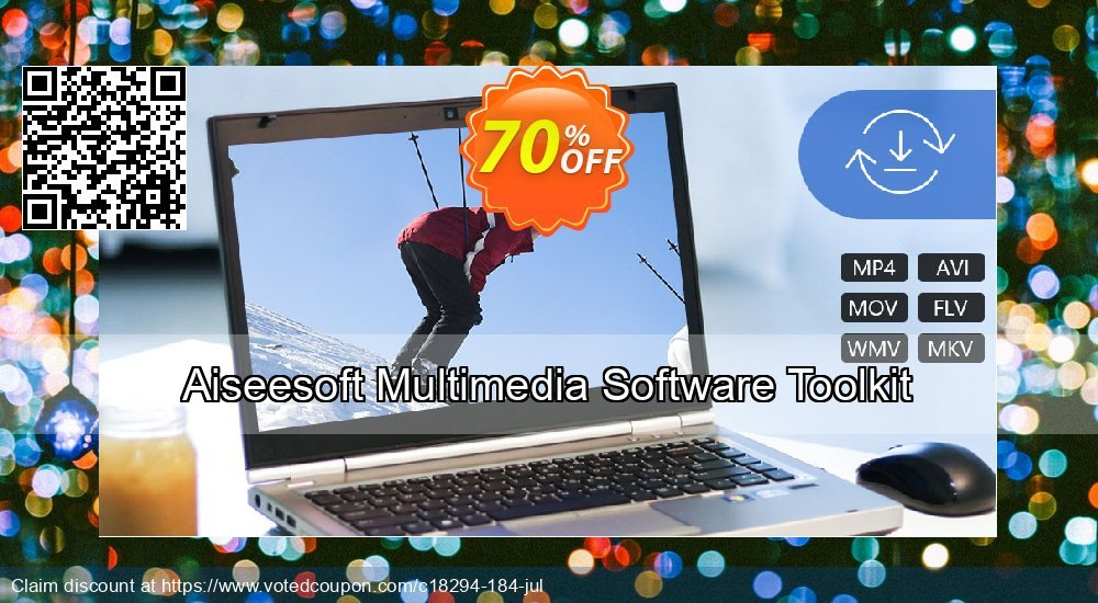 Get 40% OFF Aiseesoft Multimedia Software Toolkit promotions