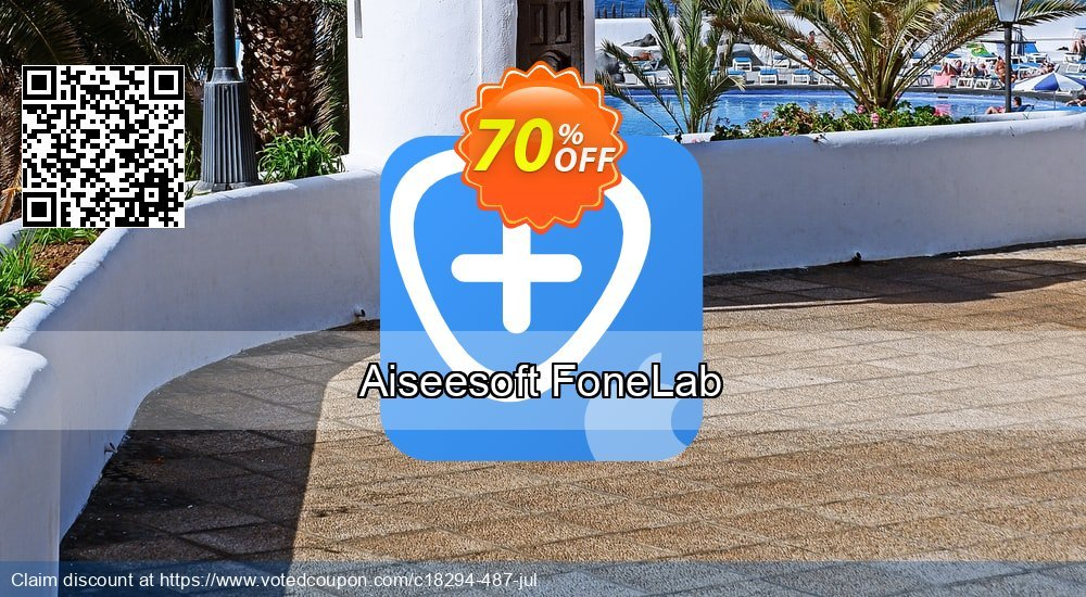 Get 48% OFF Aiseesoft FoneLab Coupon