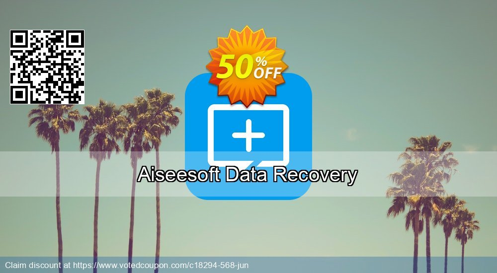 Get 51% OFF Aiseesoft Data Recovery Coupon
