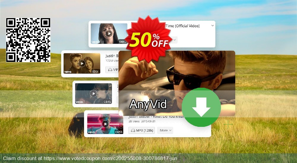 Get 51% OFF AnyVid Win Annually Coupon