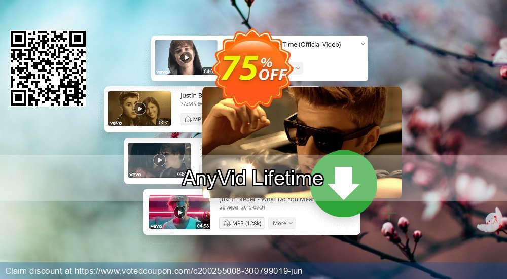 Get 51% OFF AnyVid Win Lifetime Coupon