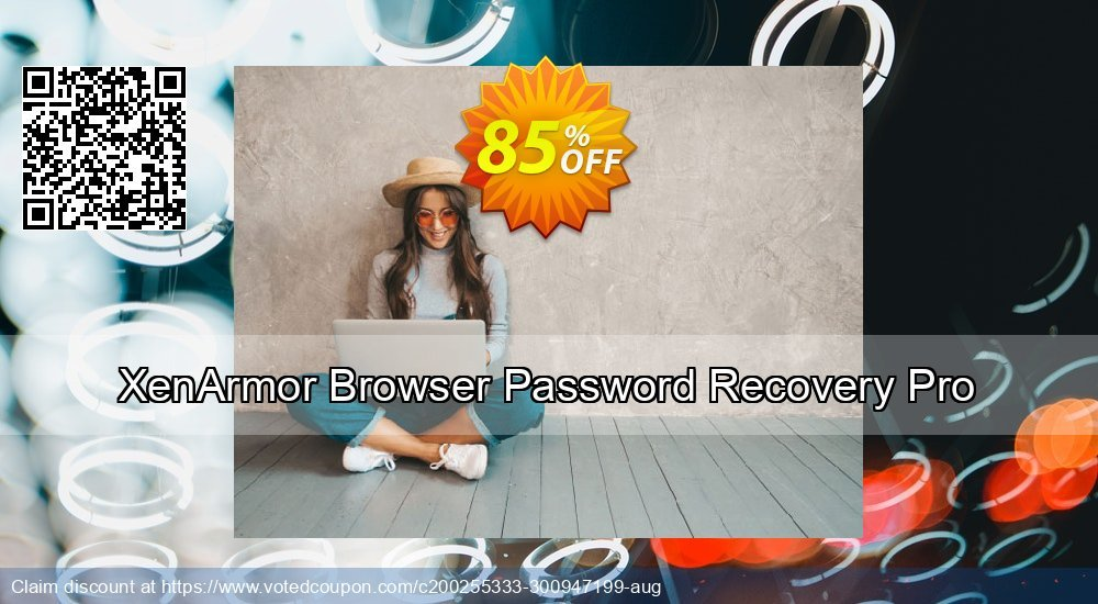 Get 80% OFF XenArmor Browser Password Recovery Pro Personal Edition Coupon