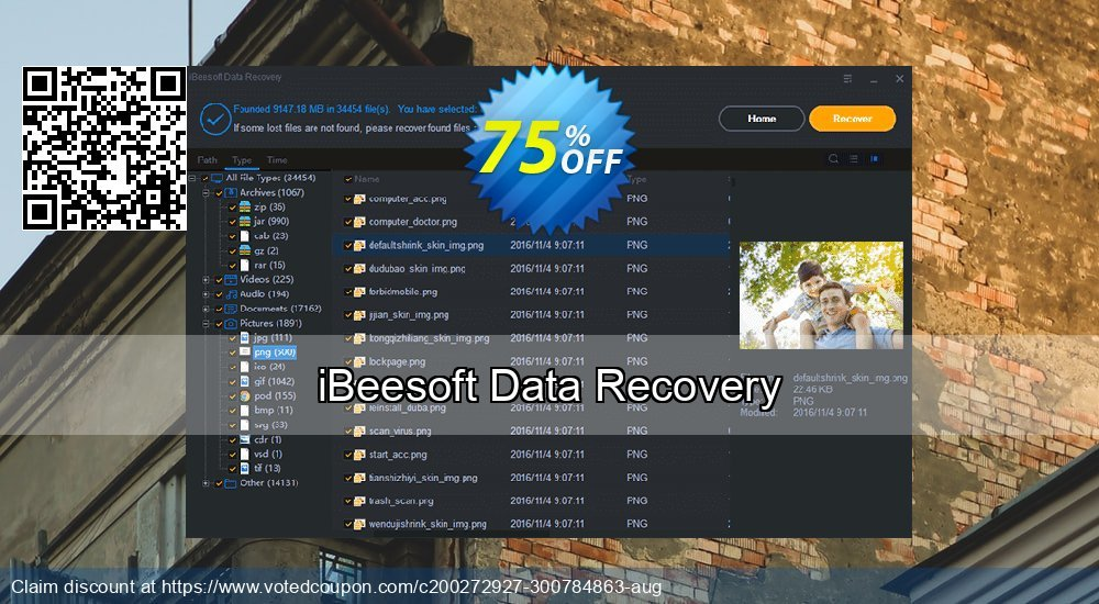 Get 51% OFF iBeesoft Data Recovery Coupon