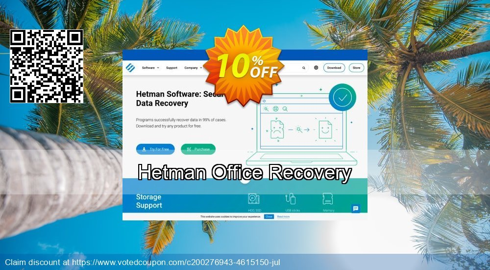 Get 11% OFF Hetman Office Recovery Coupon