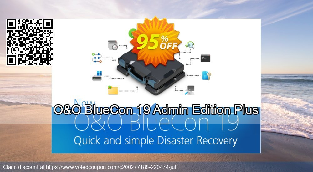 Get 58% OFF O&O BlueCon 17 Admin Edition Plus Coupon
