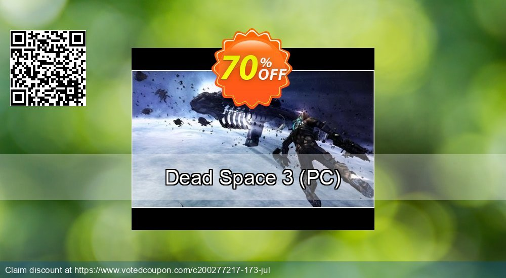 Get 10% OFF Dead Space 3 (PC) promotions