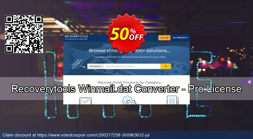 Get 50% OFF Winmail.dat Converter - Pro License Coupon