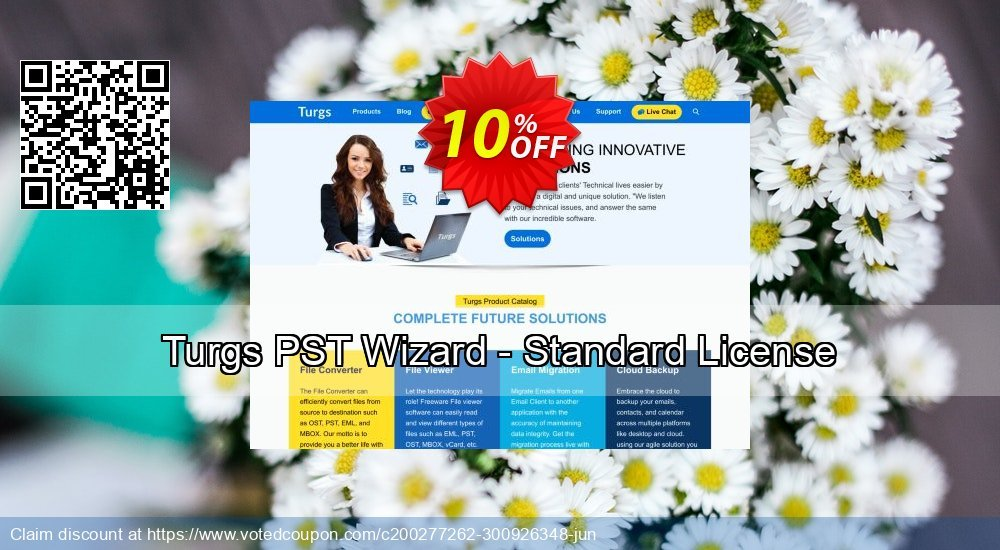 Get 10% OFF Turgs PST Wizard - Standard License Coupon