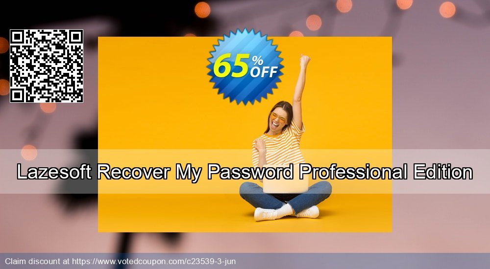 Get 70% OFF Lazesoft Recover My Password Professional Edition Coupon