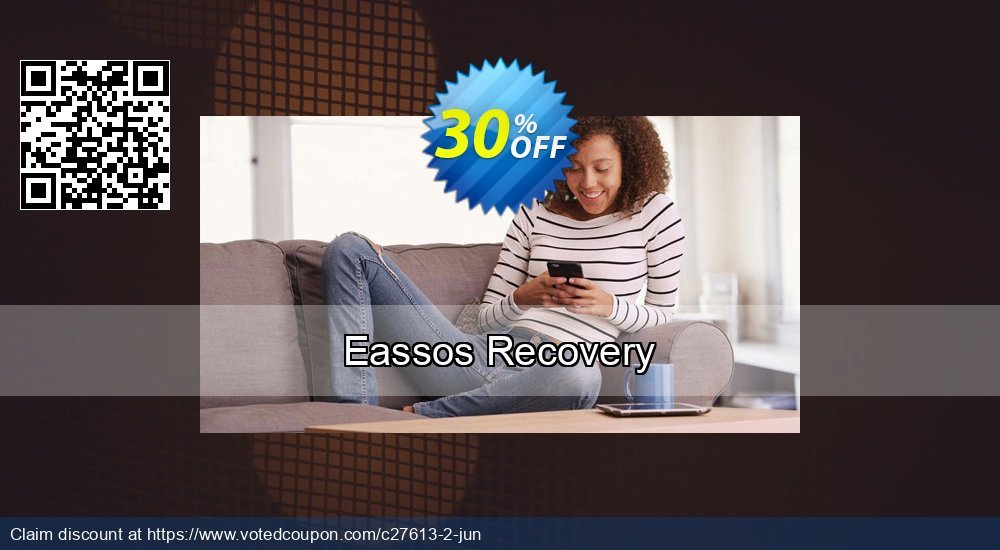 Get 31% OFF Eassos Recovery Coupon