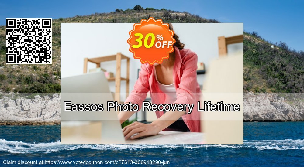 Get 30% OFF Eassos Photo Recovery Lifetime offering sales
