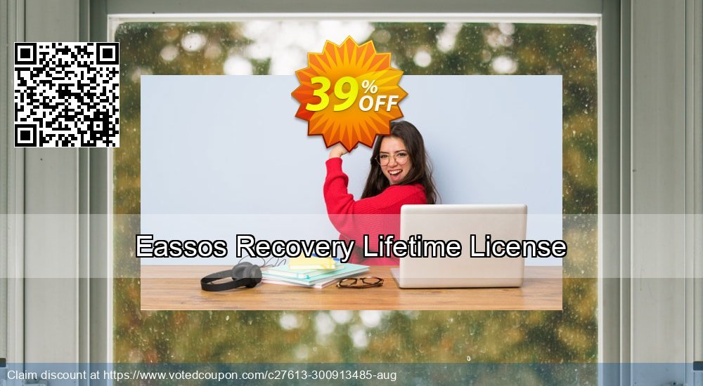 Get 39% OFF Eassos Recovery Lifetime License Coupon