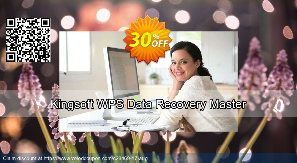 Get 31% OFF Kingsoft WPS Data Recovery Master Coupon