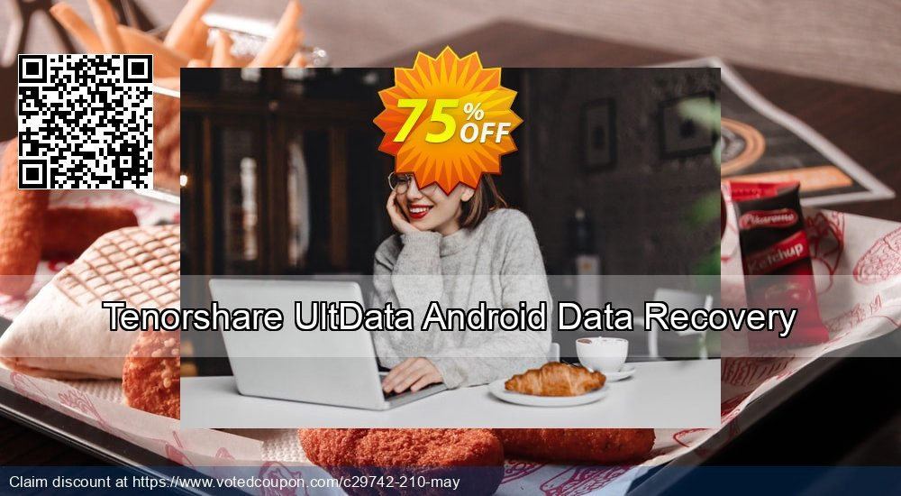 Get 30% OFF Tenorshare Android Data Recovery Coupon
