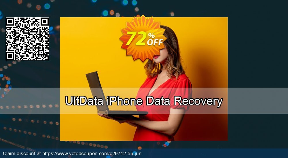 Get 22% OFF Tenorshare iTunes Data Recovery Coupon