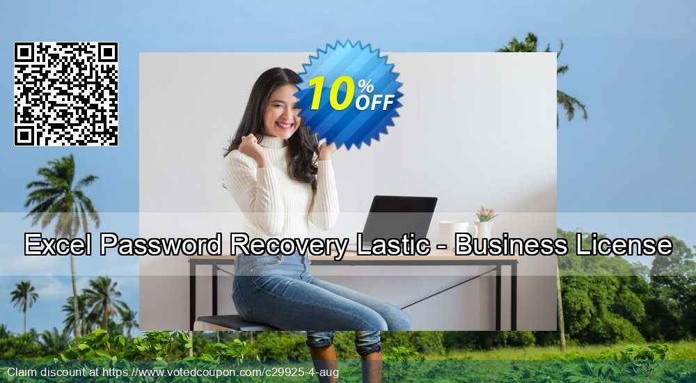Get 10% OFF Excel Password Recovery Lastic - Business License offering sales