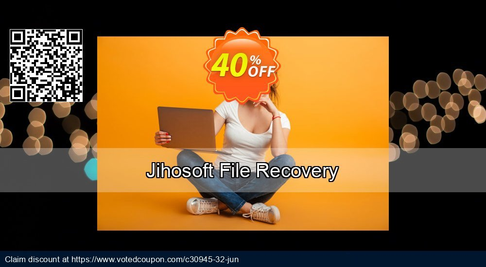 Get 41% OFF Jihosoft File Recovery Coupon