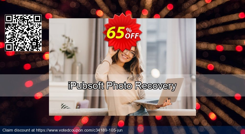 Get 66% OFF iPubsoft Photo Recovery Coupon