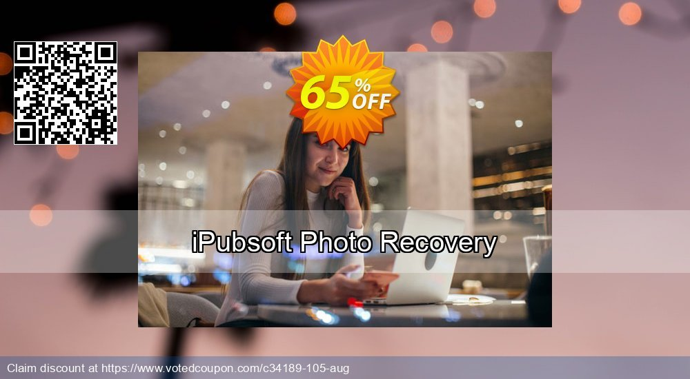 Get 65% OFF iPubsoft Photo Recovery Coupon