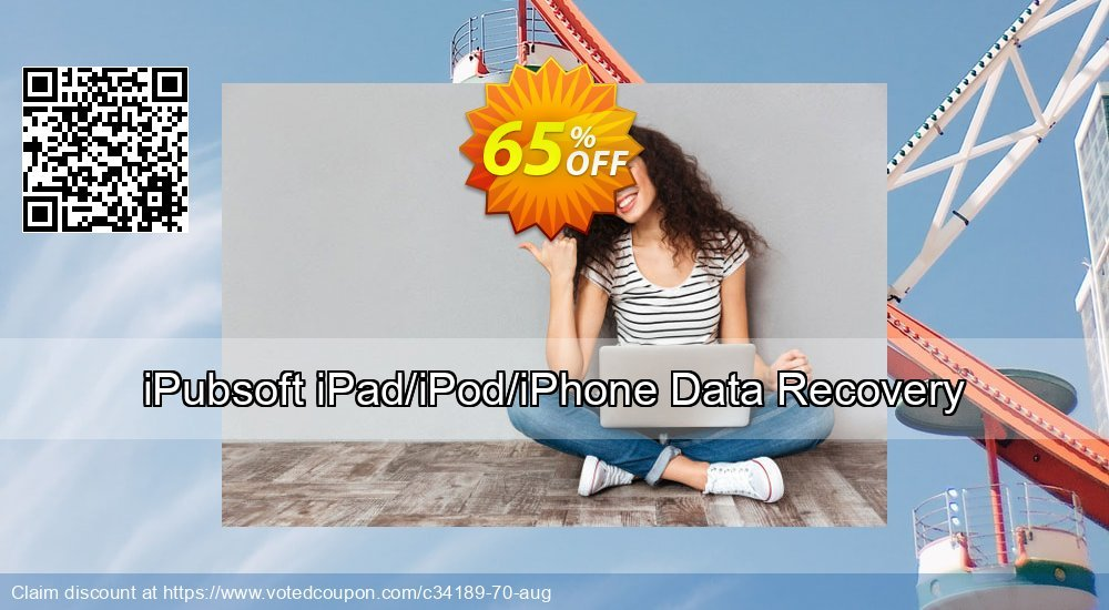 Get 66% OFF iPubsoft iPad/iPod/iPhone Data Recovery Coupon