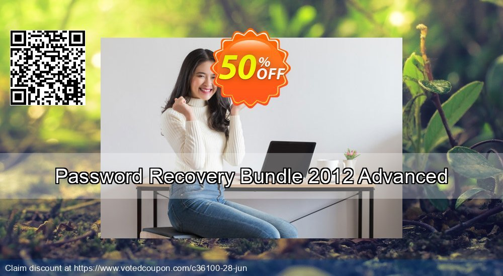 Get 50% OFF Password Recovery Bundle 2012 Advanced Coupon