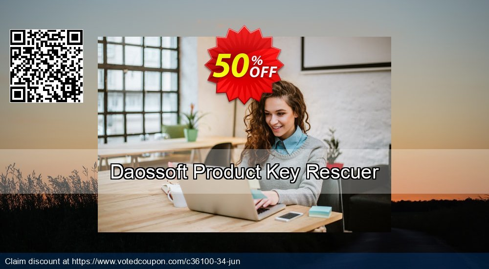 Get 30% OFF Daossoft Product Key Rescuer Coupon