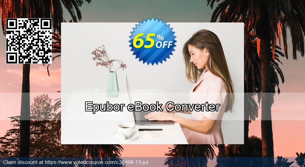 Get 30% OFF Epubor eBook Converter offering sales