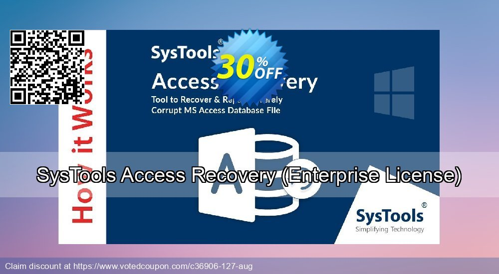 Get 15% OFF Access Recovery - Enterprise License promotions