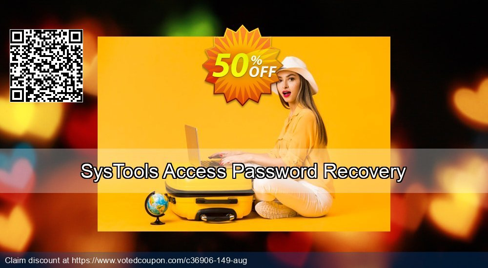Get 15% OFF SysTools Access Password Recovery Coupon