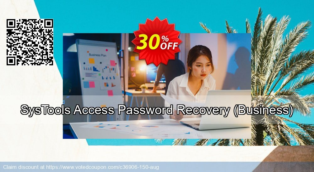 Get 20% OFF SysTools Access Password Recovery, Business Coupon