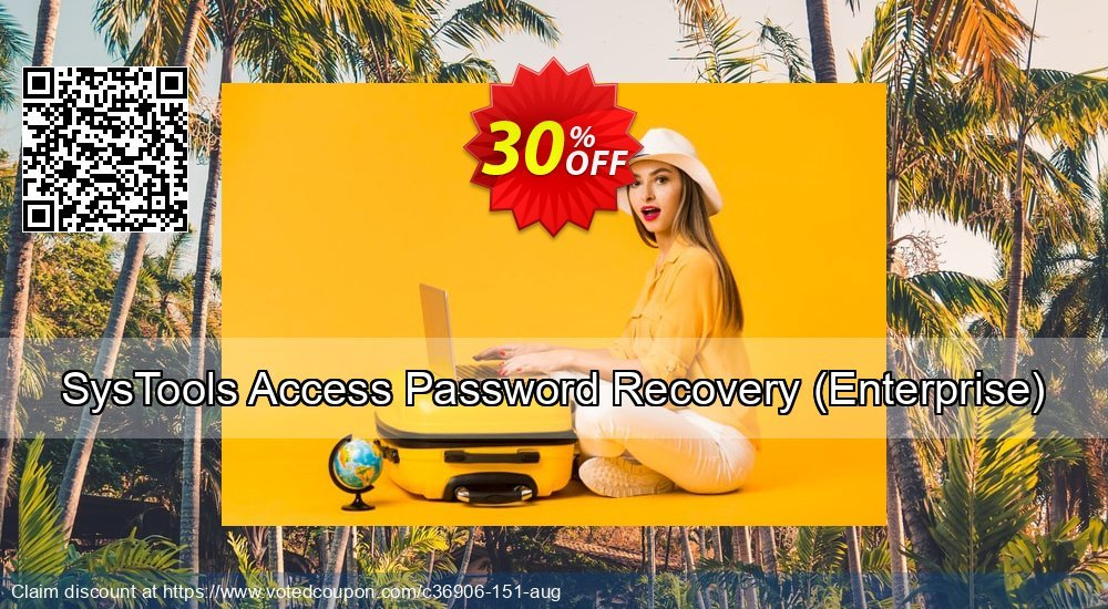 Get 25% OFF SysTools Access Password Recovery, Enterprise Coupon