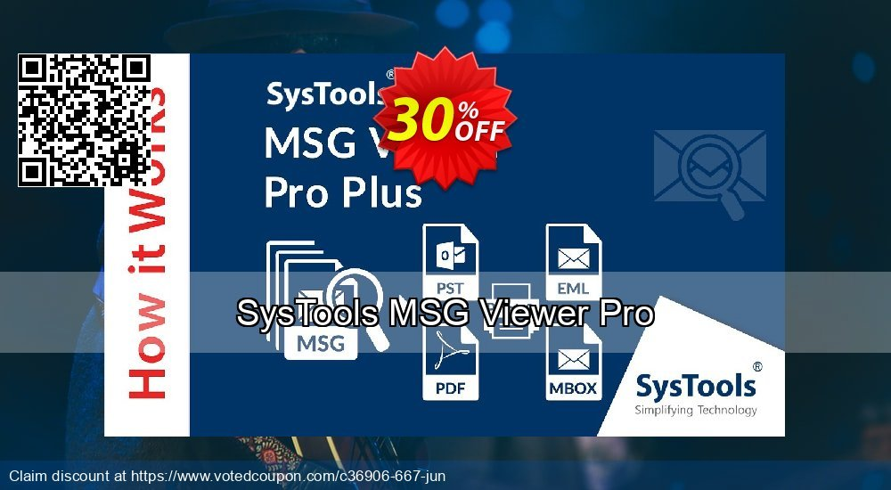 Get 20% OFF MSG Viewer Pro - Personal License offering sales