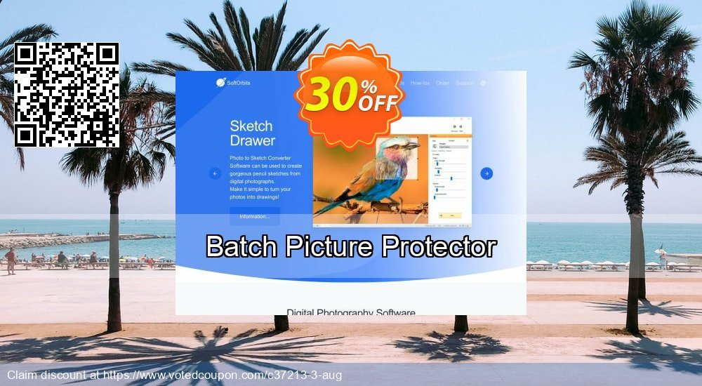 Get 30% OFF Batch Picture Protector offering deals