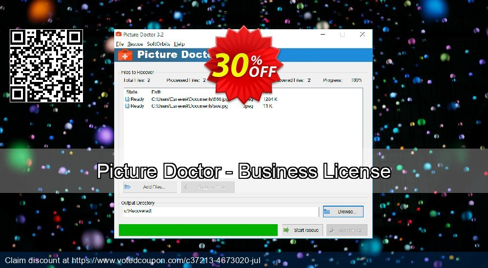 Get 31% OFF Picture Doctor - Business License Coupon