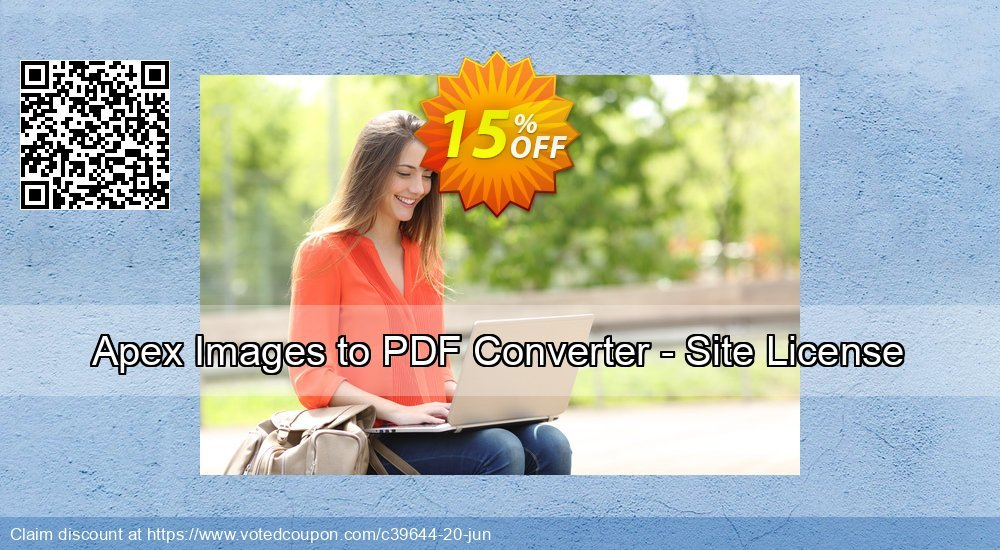 Get 15% OFF Apex Images to PDF Converter - Site License sales