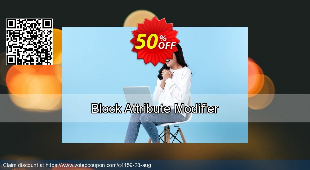 Get 50% OFF Block Attribute Modifier discount