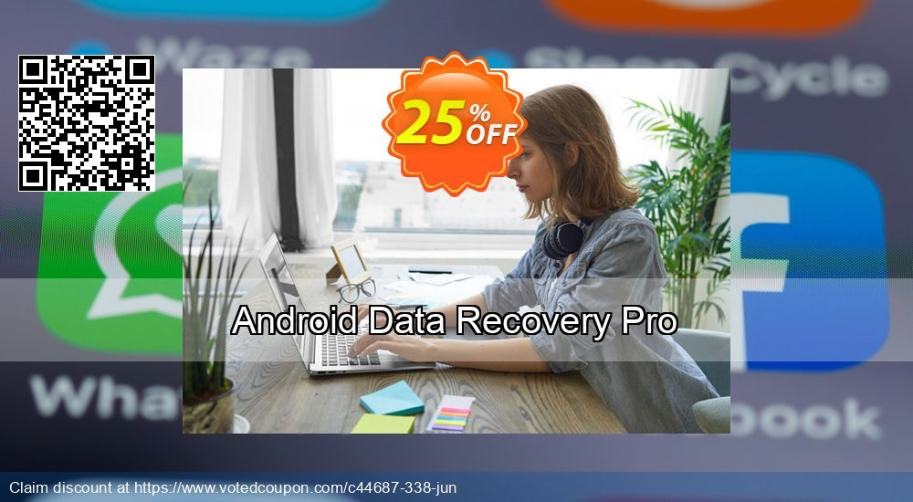 Get 27% OFF Android Data Recovery Pro Coupon