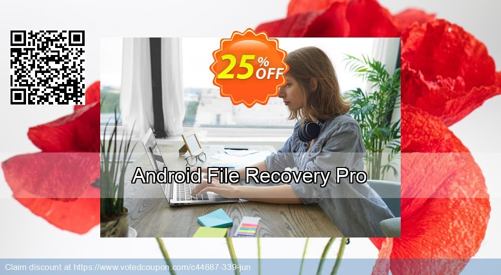 Get 27% OFF Android File Recovery Pro Coupon