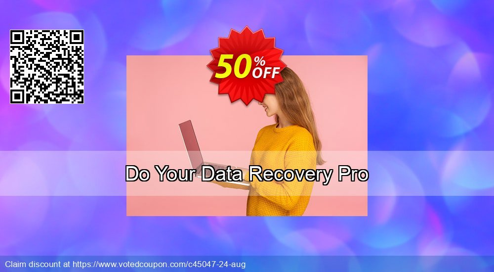 Get 30% OFF Do Your Data Recovery Pro Coupon