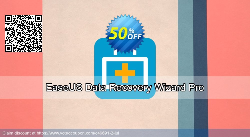 Get 60% OFF EaseUS Data Recovery Wizard Pro Coupon