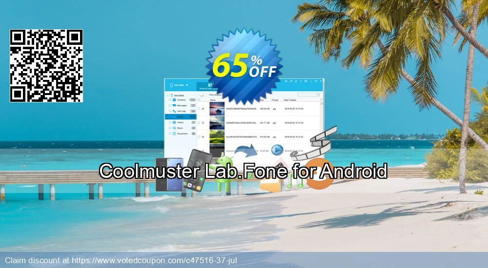 Get 64% OFF Coolmuster Lab.Fone for Android Coupon