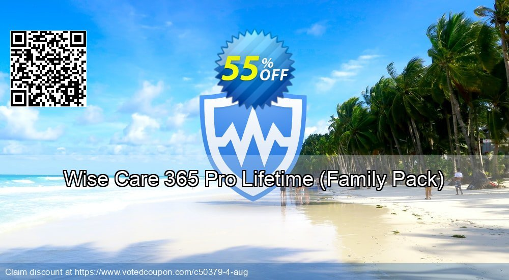 Get 40% OFF Wise Care 365 Pro Lifetime offering sales