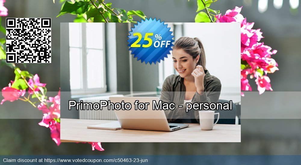 Get 20% OFF PrimoPhoto for Mac discount