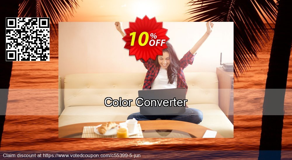 Get 10% OFF Color Converter discounts