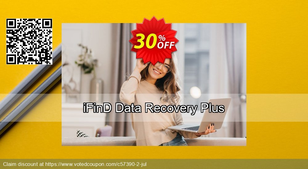 Get 25% OFF iFinD Data Recovery Plus Coupon