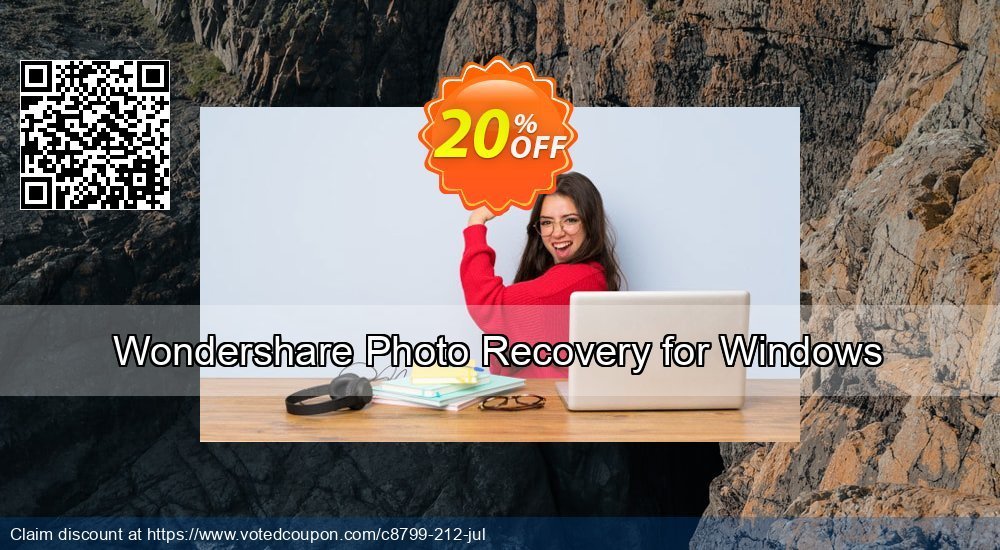 Get 33% OFF Wondershare Photo Recovery for Windows Coupon
