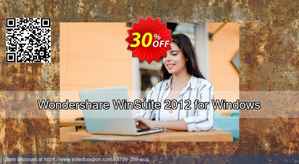 Get 31% OFF Wondershare WinSuite 2012 for Windows Coupon