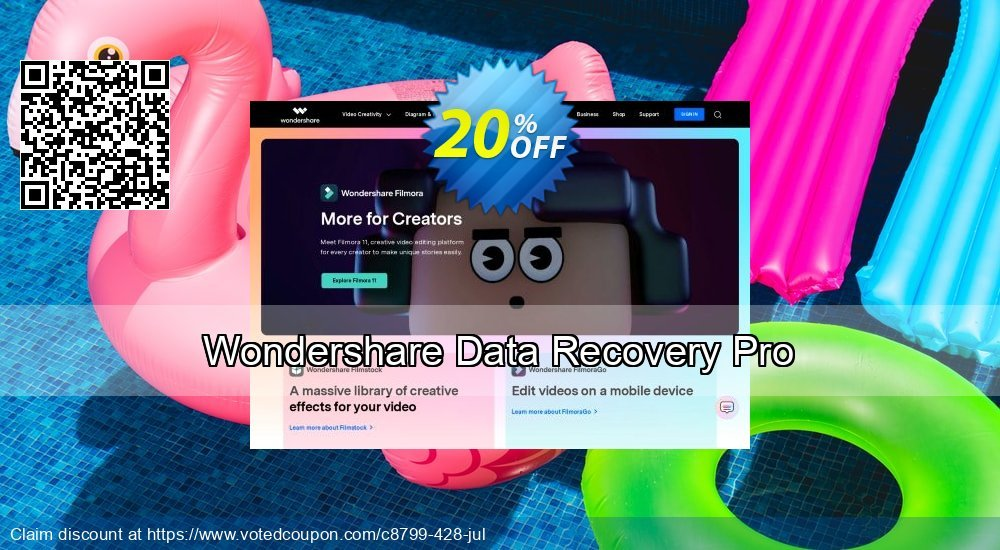 Get 30% OFF Wondershare Data Recovery Pro Coupon