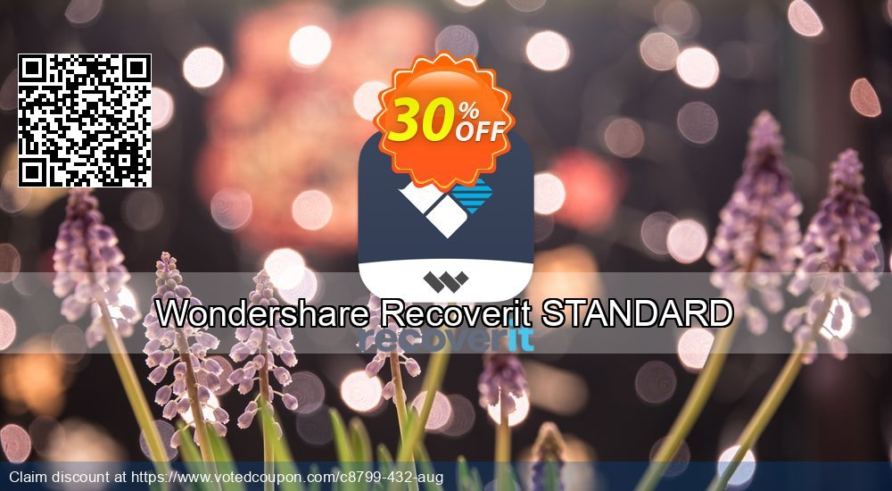 Get 31% OFF Recoverit Ultimate Coupon